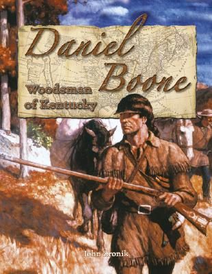Daniel Boone By Zronik, John Paul
